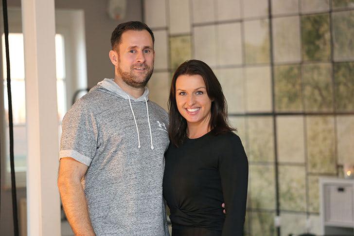 Tanja und Michael - Bodylounge Wolfratshausen